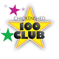 chickenshed100logo